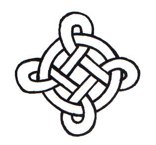 315x294 Celtic Knot Crown Design Simple Square Celtic Knots Celtic Knot