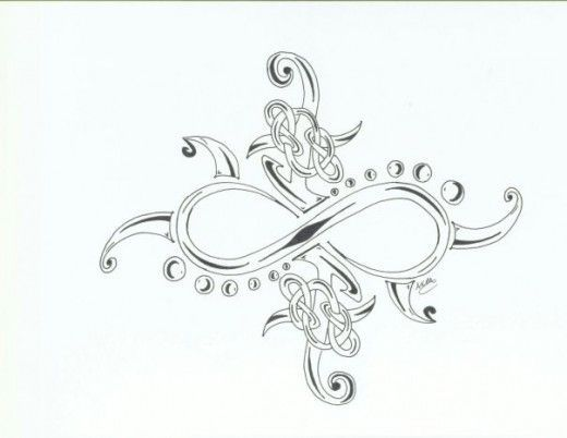 520x402 22 Best Love Tattoo Sketches Images On Design Tattoos