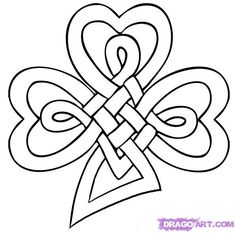 236x233 How To Draw A Celtic Heart Knot, Step By Step Nerd Love
