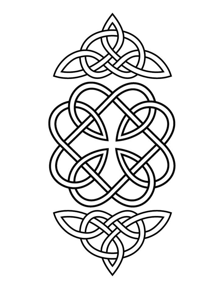 736x952 270 Best Celtic Knot Art Images On Celtic Knots