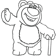 230x230 Top 18 Free Printable Teddy Bear Coloring Pages Online