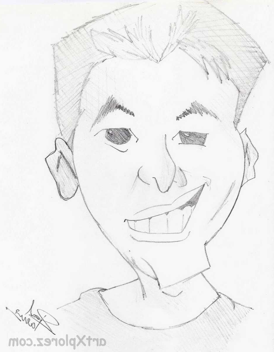 934x1200 Cartoon Pencil Sketching Artxplorez Within Pencil Drawing