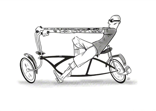 640x455 Eatsleepdraw Lowrider Bike For The Upcoming Book,