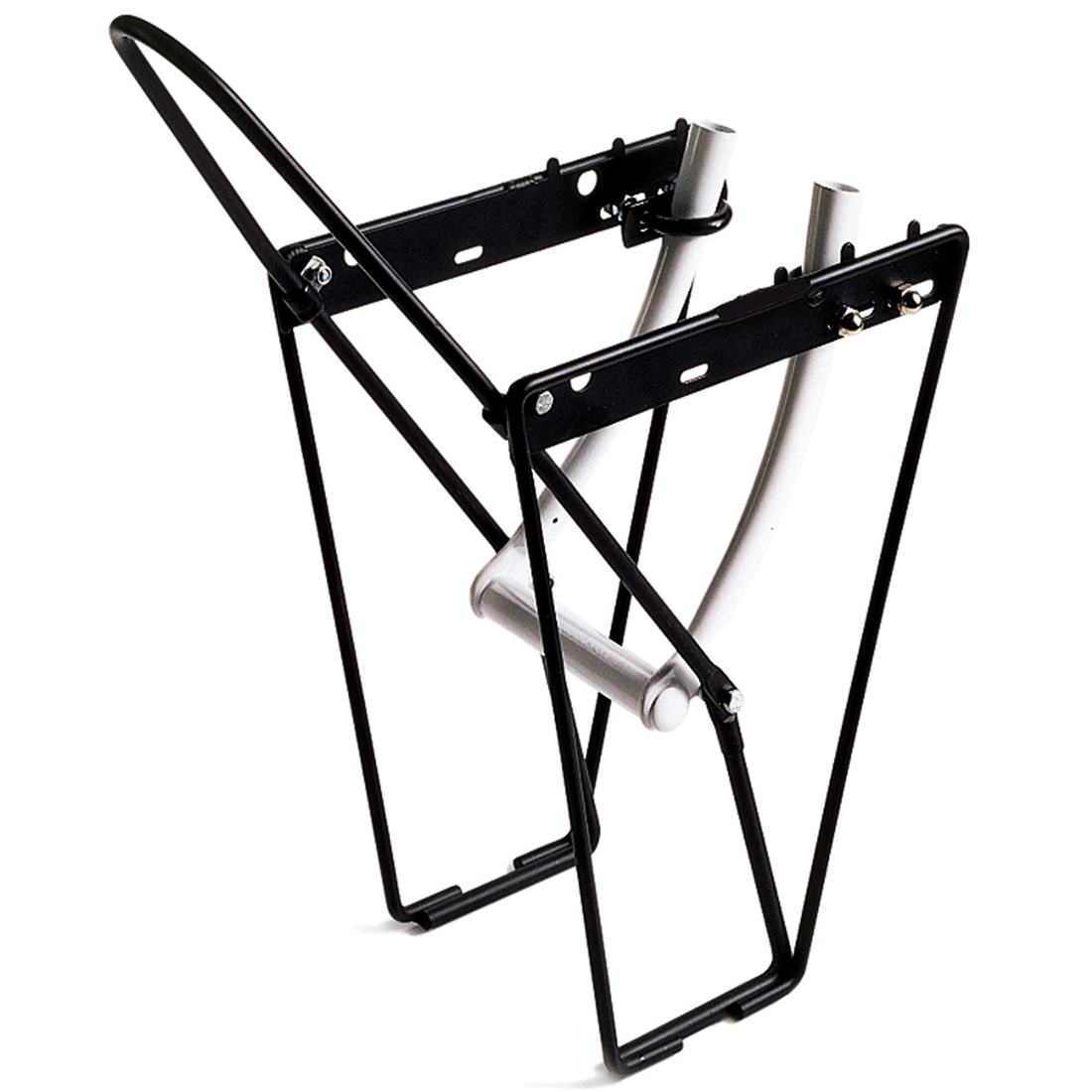 1100x1100 M Part Flrb Front Low Rider Rack With Mounting Brackets And Hoop
