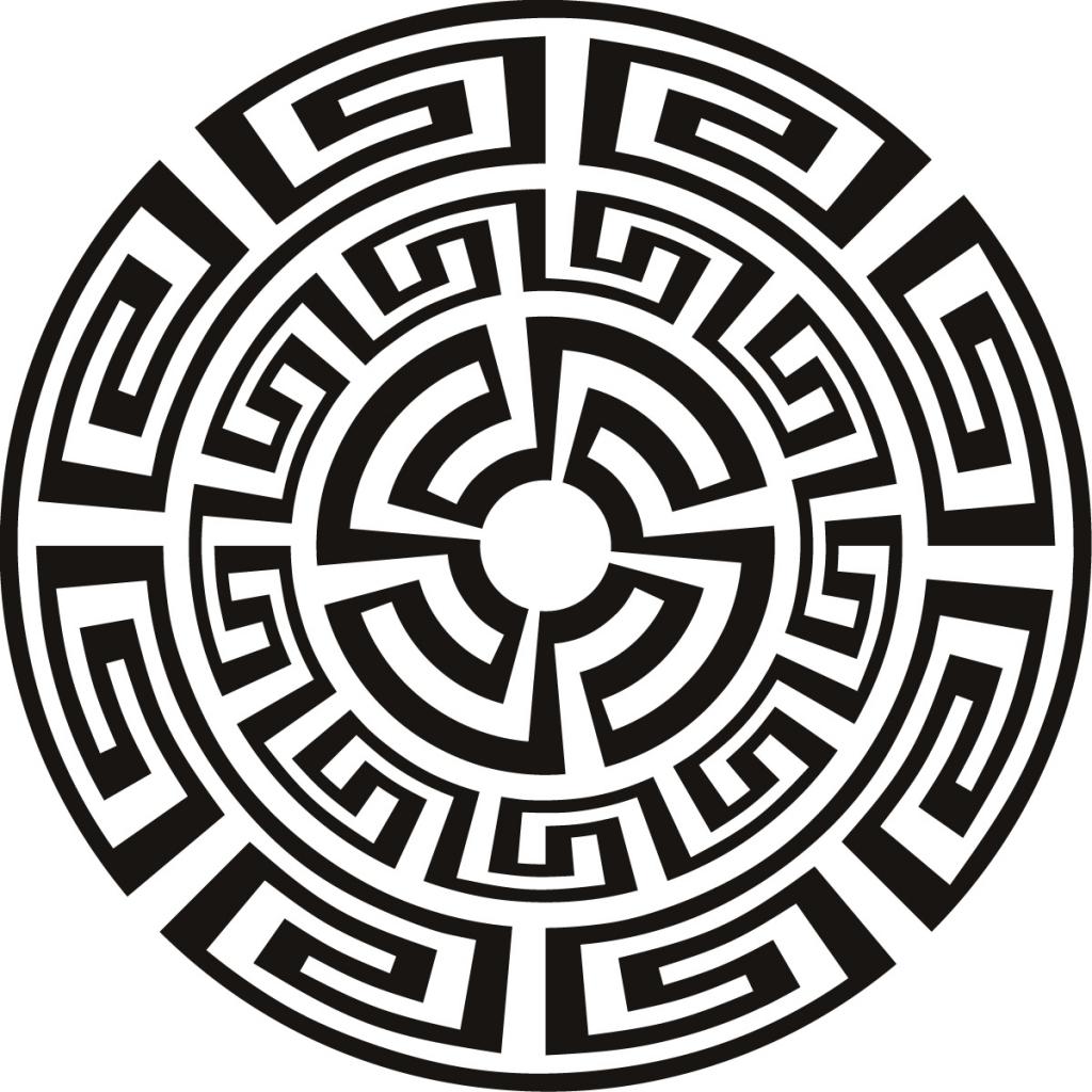 1024x1024 Aztec Drawings Art Aztec Art Drawings Free Download Lowrider Aztec