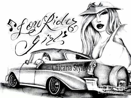 500x375 48 Best Chicano Images On Chicano, Lowrider Art And My