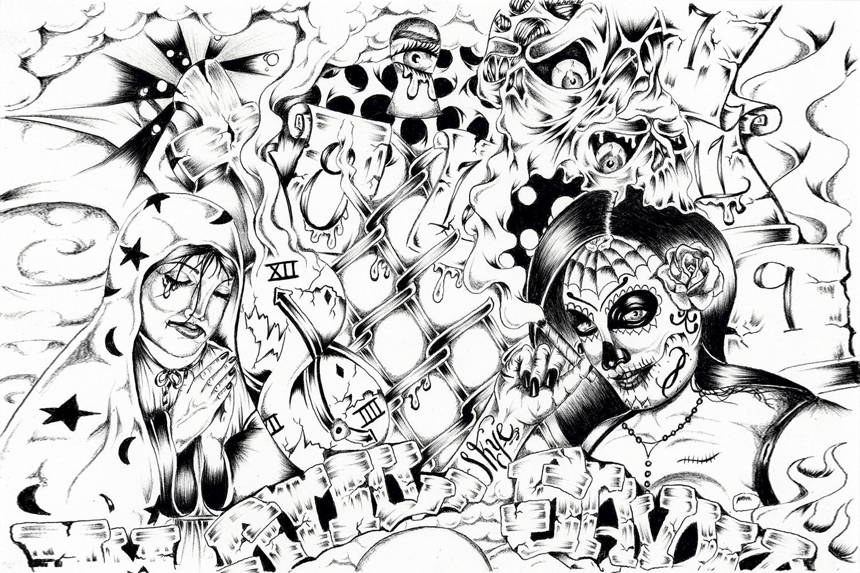 1500x1000 Februarymarch 2014 Black And White Art