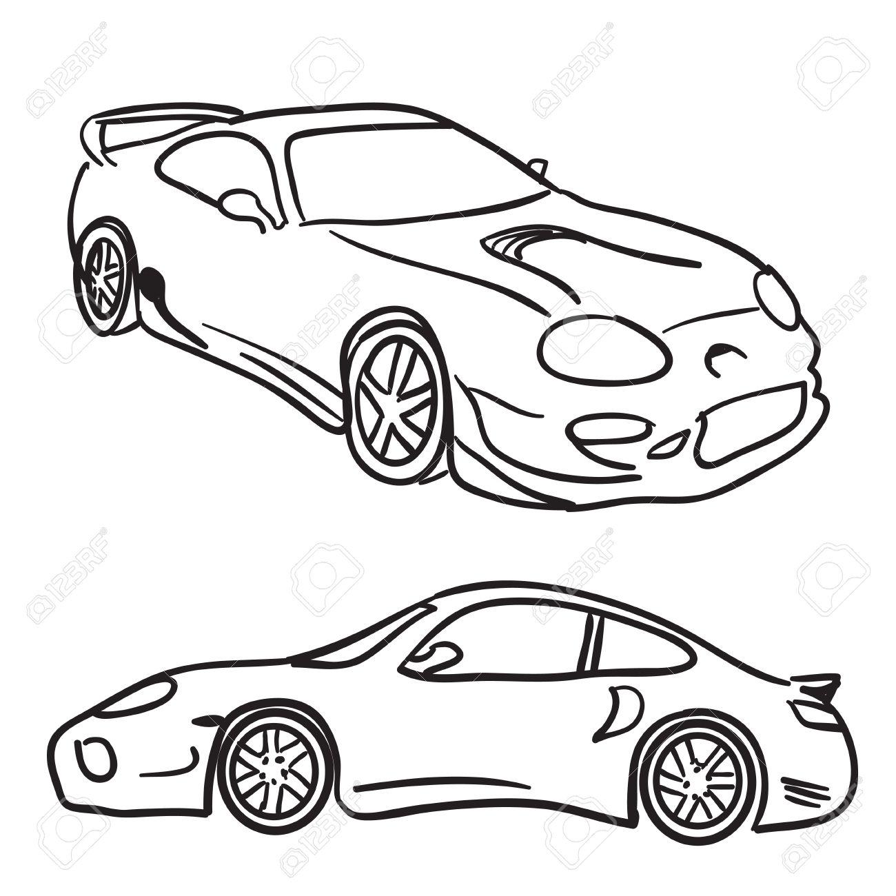 1300x1300 Pics Of Car Drawings