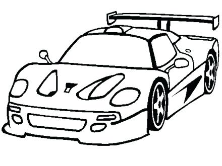Coloring Pages For Race Cars : Lowrider cars drawing at getdrawings.com free for personal use
