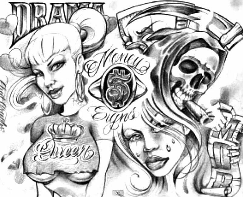800x649 Pin By Michael Kimes On Tattoo Chicano, Art Boards