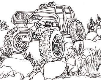 340x270 Drawn Truck Custom Car