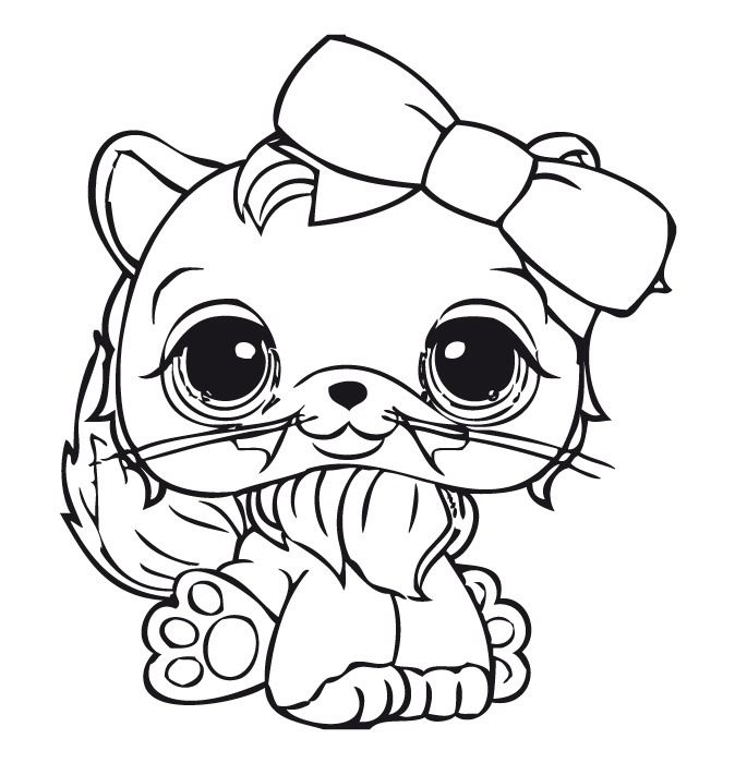 674x700 Pet Shop Coloring Pages Printable Series Littlest Pet Shop Print