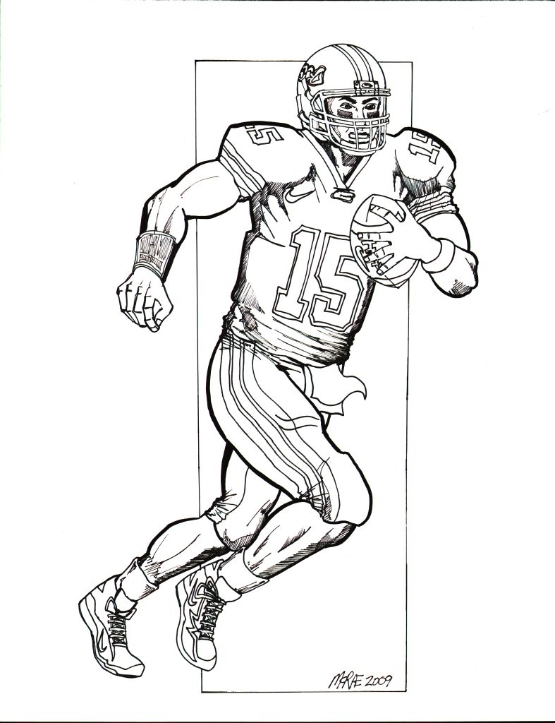 787x1024 Tim Tebow Coloring Pages Lsu Coloring Pages