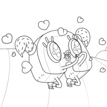 220x220 Lucky Charms Coloring Pages