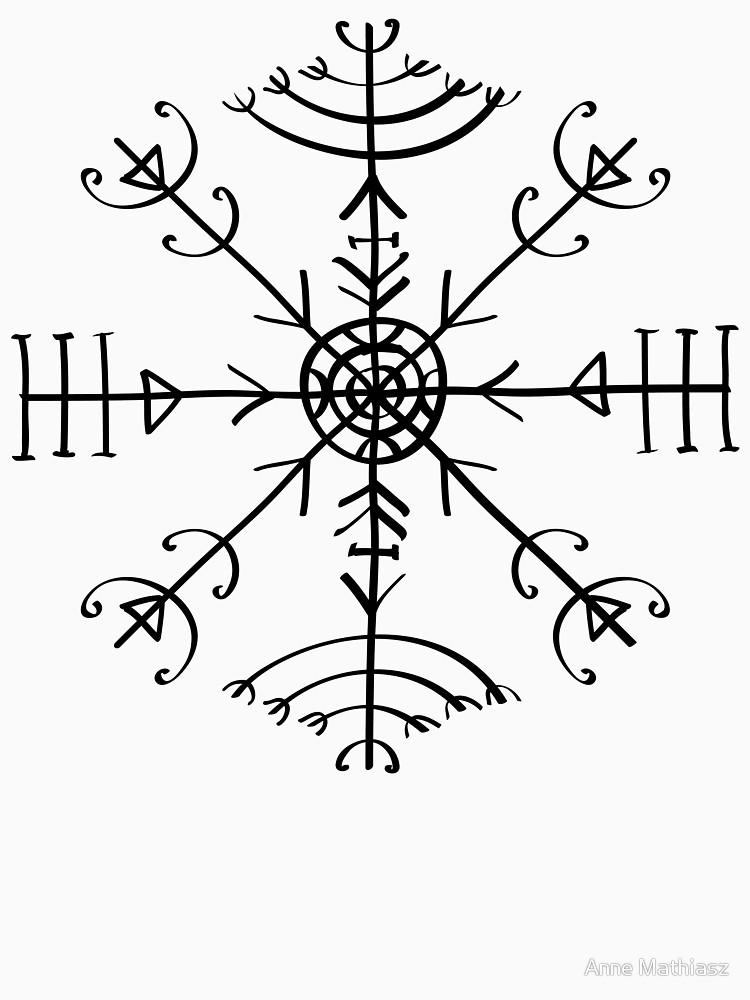 750x1000 Veldismagn, Icelandic Magical Binding Rune, Protection, Lucky