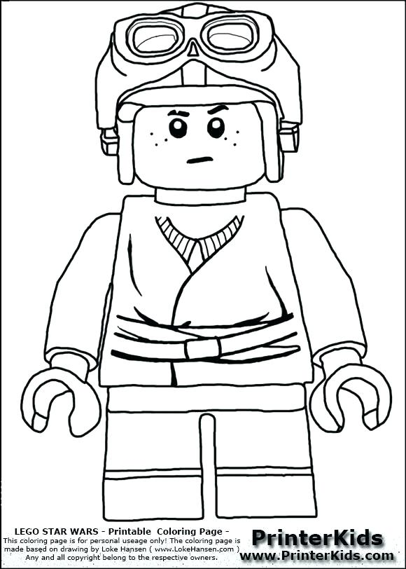 580x812 Luke Skywalker Coloring Pages 66 Packed With Star Wars Coloring