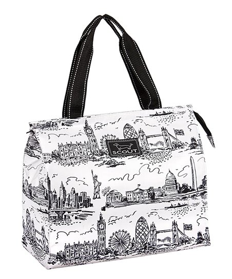 452x543 Scout By Bungalow Toile Aboard Cool Clutch Lunch Bag Zulily