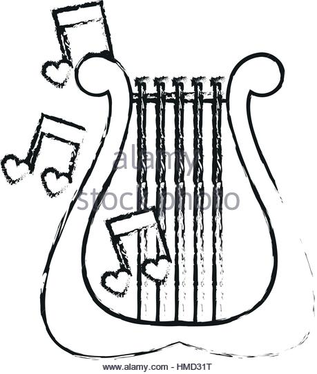 459x540 Lyre Instrument Stock Photos Amp Lyre Instrument Stock Images