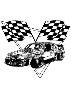 236x305 How To Draw A Race Car How To Draw A Race Car, Step By Step