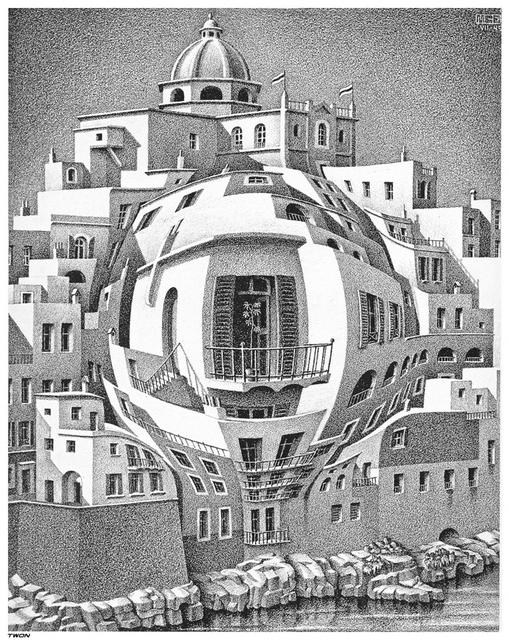 510x640 M.c. Escher