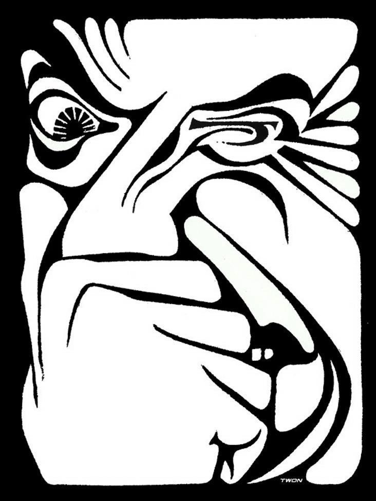 732x976 Artwork By M.c. Escher