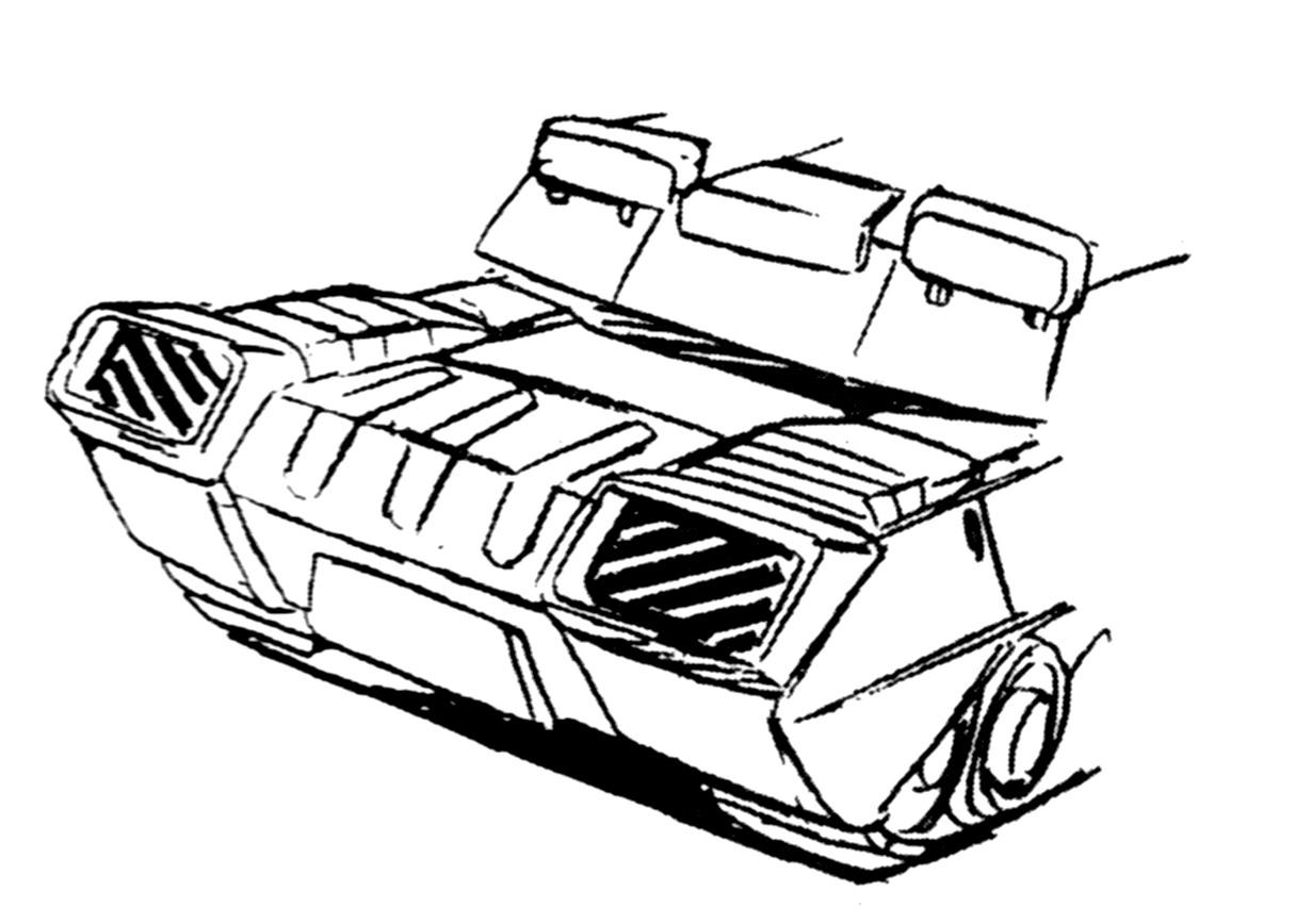 1216x868 Kraus Maffei Mitsubishi M 21 Anaconda Main Battle Tank Mecha
