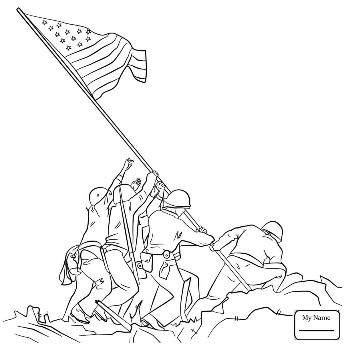 1210x1210 Soldier With M16 Soldiers Military Soldiers Coloring Pages