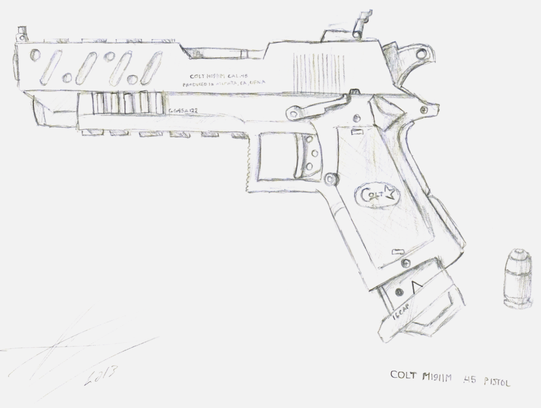 2247x1696 Colt M1911 Chaos Chronicles Wiki Fandom Powered By Wikia
