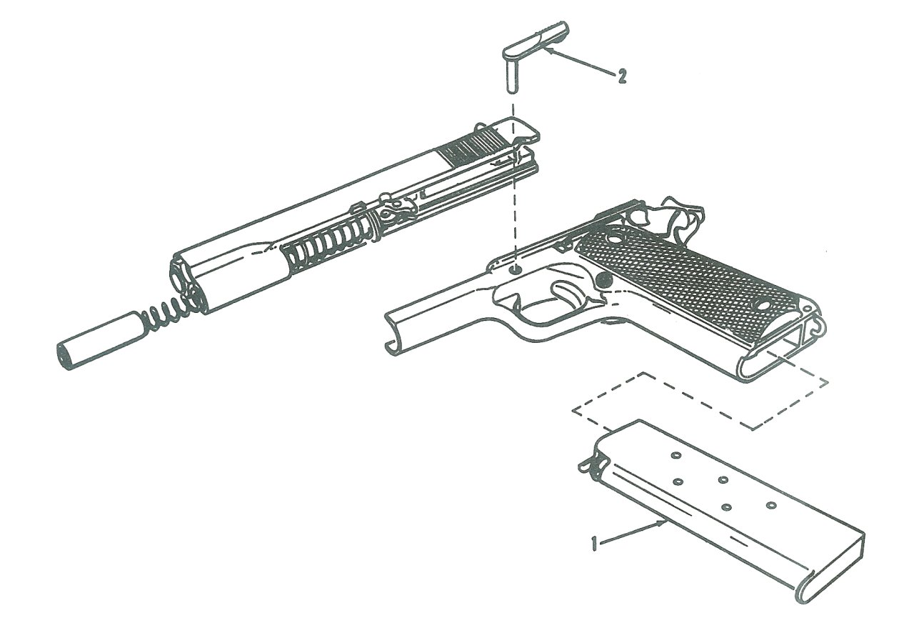 M1911 Drawing At Free For Personal Use 1911 Magazine Diagram Download Wiring Diagrams Pictures 1280x900 Fileexpl 1911a1 Majorgroups