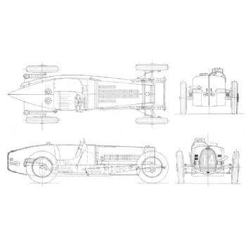 350x350 Vehicle Line Drawings Archives