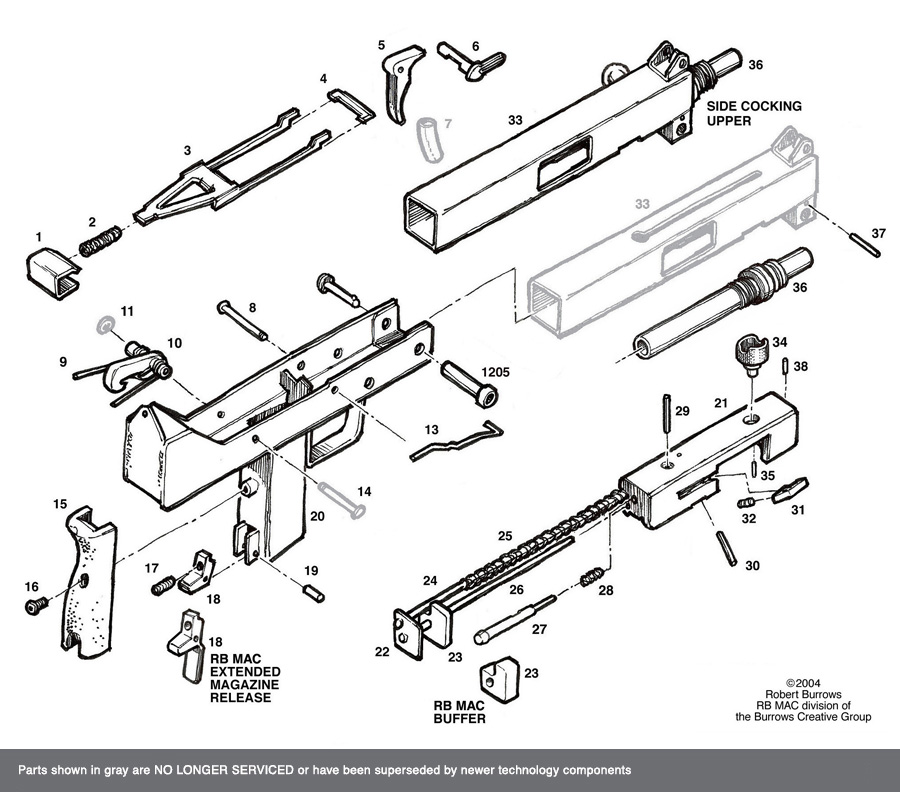 Mac 10 gun diagram electrical work wiring diagram mac 10 drawing at getdrawings com free for personal use mac 10 rh getdrawings com full auto mac 10 parts mac 10 blueprints ccuart Image collections