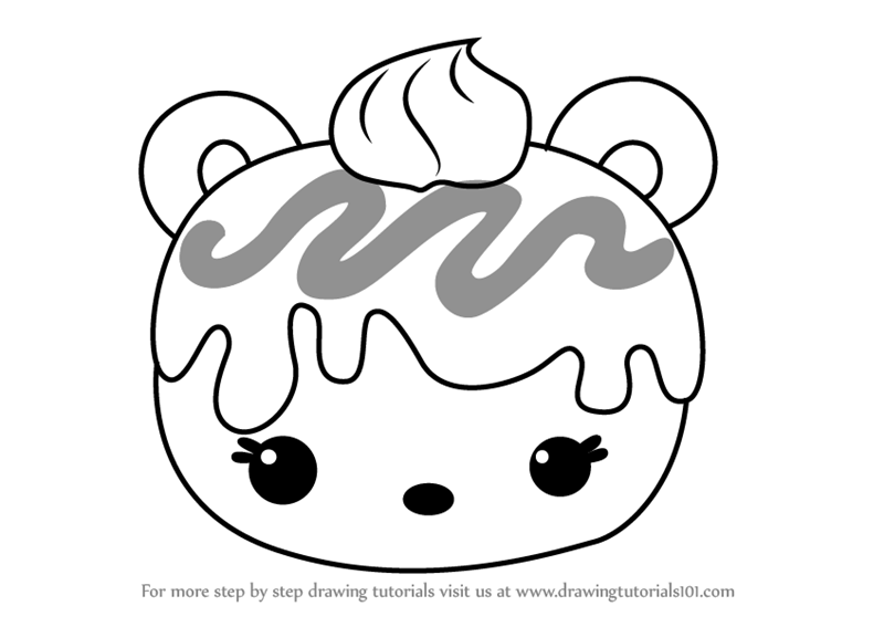 800x567 Learn How To Draw Mac Minty From Num Noms (Num Noms) Step By Step