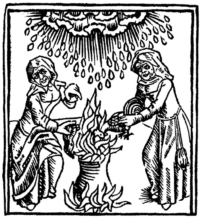 670x724 American Folkloric Witchcraft The Cauldron