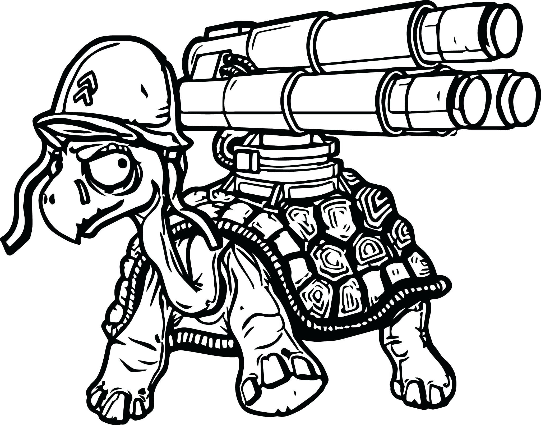 thompson machine gun coloring pages - photo#33