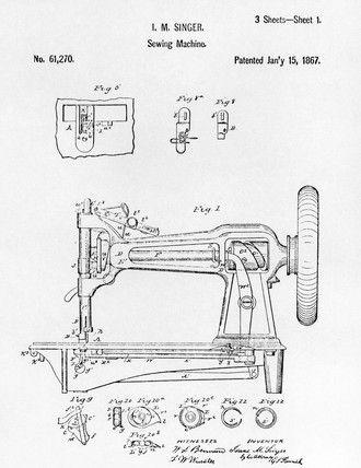 Machines Drawing