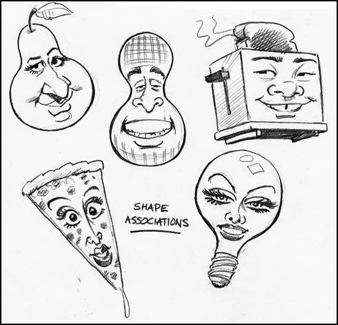 490x471 How To Draw Caricatures Of People How To Draw Caricatures Head