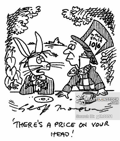 400x471 Mad Hatter's Tea Party Cartoons And Comics