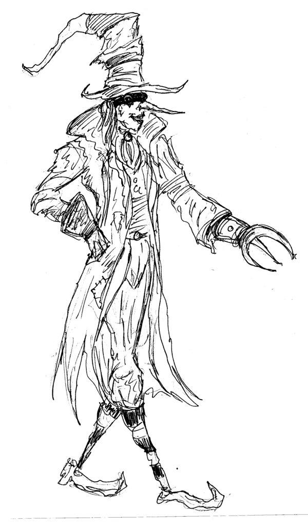 600x1034 Mad Hatter Steampunk By Somnium79