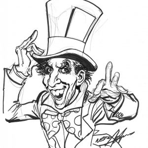 300x300 The Mad Hatter By Galaad Phantom On The Hat Drawing Alice