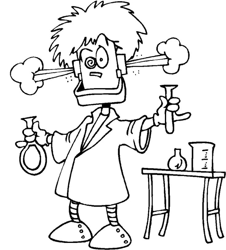 736x814 Mad Scientist Worksheets