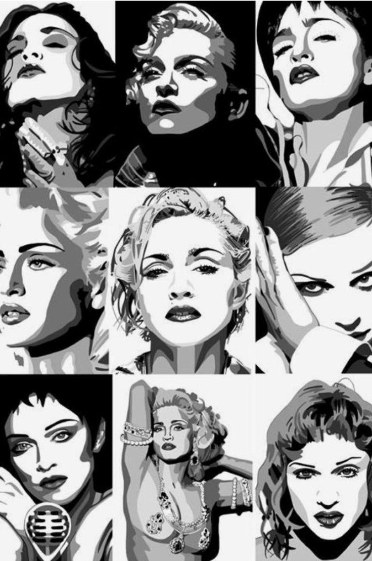736x1109 20 Best Madonna Images On Madonna Art, Rebel Heart
