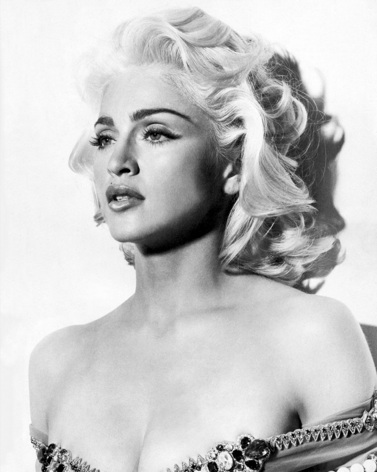 1280x1600 Retro From The Past Madonna Mademoiselle Antoine