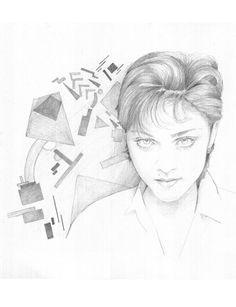 236x307 Silvia Prada Silvia Prada Illustration Art Drawing