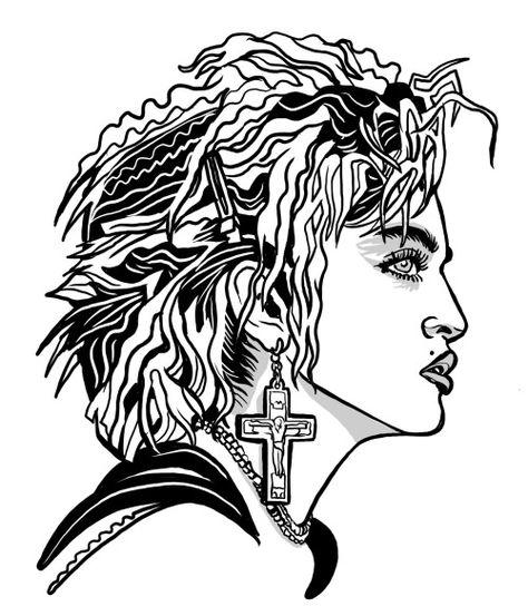 474x553 Work In Progress, Madonna