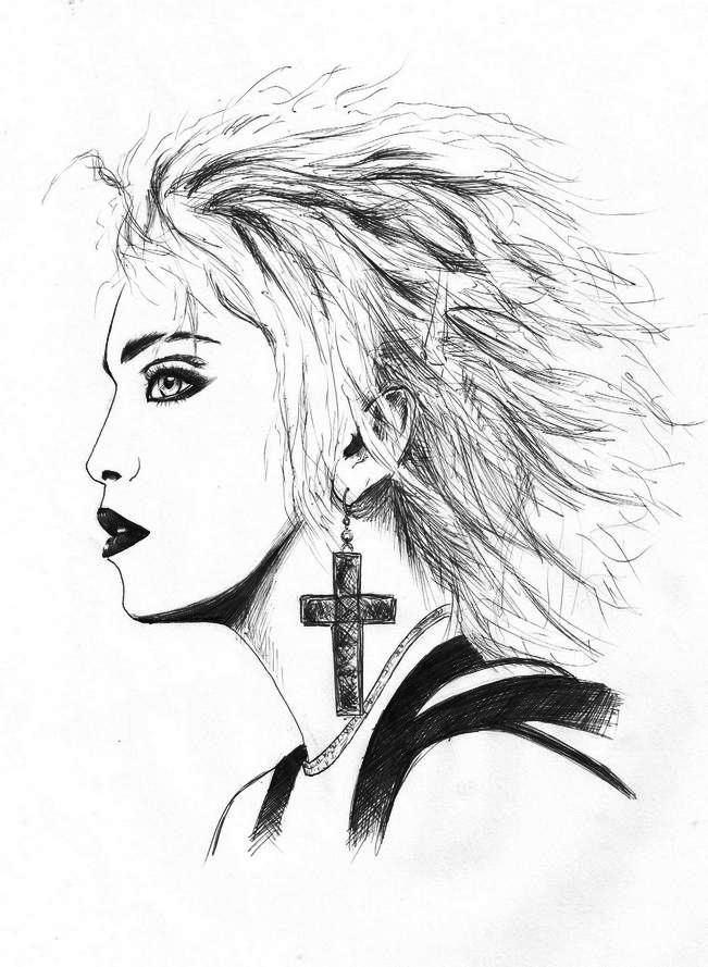 651x889 Boy Toy By On @ Madonna Art