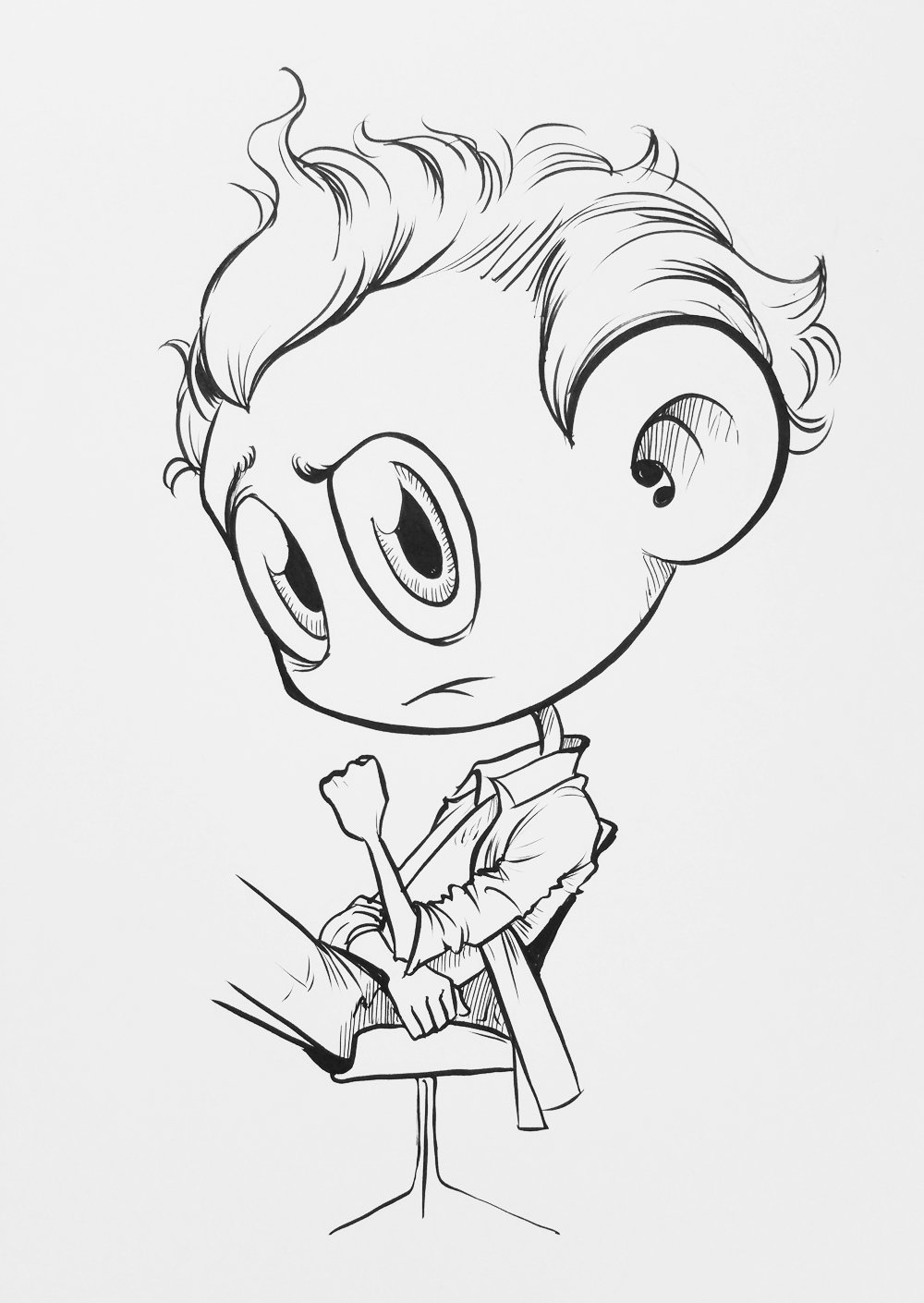 1000x1410 Tom Hiddleston For W Magazine By Hashtag Genius. More Drawings