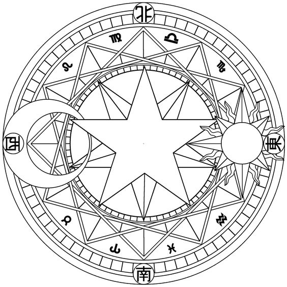 564x564 Most Magic Requires The Caster To Draw A Magic Circle Sigil,