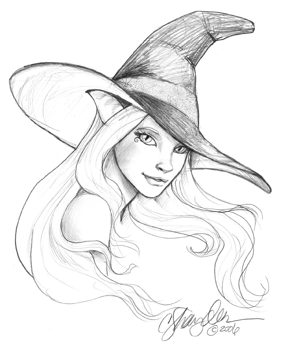 938x1129 Witch's Hat By Mommyspike On Witches