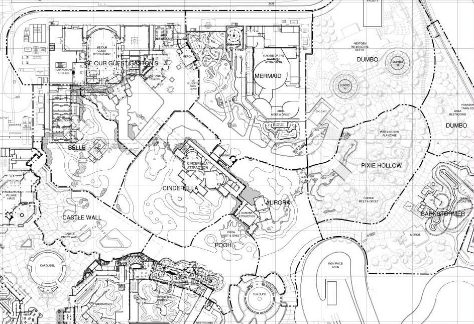 944x645 Magic Kingdom Fantasyland Expansion Plans Leaked The Disney Blog
