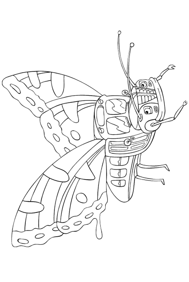806x1200 The Magic School Bus Coloring Pages